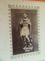 Image Pieuse 1891 Chromo Religion Catholique Photo Albumine Déo Soli Gloria Saint EXPEDIT Légion Romaine - Ed. Saudinos - Religion & Esotericism
