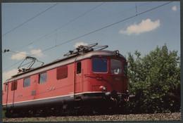 Photo Format CPSM - Suisse - Motrice électrique N° 10049 De La SBB CFF - Voir Scan - Trains