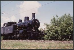 Photo Format CPSM - Suisse - Locomotive Vapeur N° 5819 - Voir Scan - Trains