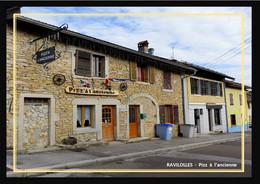 39  RAVIVOLLES  .... Restaurant  PIZZ à L'ancienne - Altri Comuni