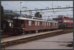 Photo Format CPSM - Suisse - Motrice électrique N° 22 Du BLS - Voir Scan - Trains