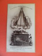 Image Pieuse +ou- 1890 Religion Catholique Notre Dame De Roc-Amadour - Achée Ami Du Maitre - Vierge Noire - Religion & Esotericism