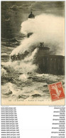 Top Promotion : 76 LE HAVRE. Le Phare Pendant La Tempête 1913 - Unclassified