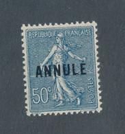 FRANCE - COURS D'INSTRUCTION N° 161-CI 2 NEUF* AVEC GOMME ALTEREE - 1923 - COTE MINI : 105€ - Cursussen