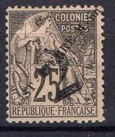 SAINT-PIERRE-ET-MIQUELON ( POSTE ) Y&T  N°  46  TIMBRE  NEUF  SANS  GOMME  AVEC  CHARNIERE . A SAISIR . - Unused Stamps