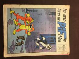 Les Aventures De Pif Le Chien N°2 - Avril 1958 - Pif - Autres