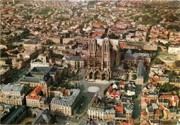 CPSM Reims-Cathédrale      L604 - Reims