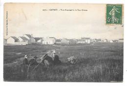 Cpa...Gavres...vue D'ensemble De Ban Gavres...1919...animée... - Otros Municipios