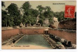 Les Fontaines -Le Lavoir - Doue La Fontaine