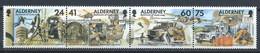 Alderney YT 90-93 Neuf Sans Charnière XX MNH - Alderney