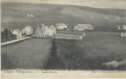 COUVIN - VILLEGIATURE ; Sainte-Barbe - Cacher De La Poste 1908 - Couvin