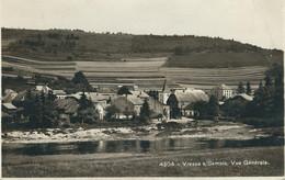 4304 - VRESSE S/SEMOIS : Vue Générale - TRES VRARE VARIANTE - Cacher De La Poste 1947 - Vresse-sur-Semois