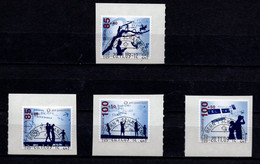 PJ 2009 (aa7036) - Used Stamps