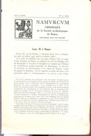 Louis XI à Namur, Potiers De La Trouvaille De Couvin - Belgium