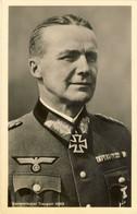 2° World War - III Reich - New Original Postcard - PANZER TRUPPE Generalmajor TRAUGOTT HERR - Guerra 1939-45