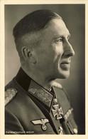 2° World War - III Reich -Comandante Supremo In Italia (leggi Descrizione Storica) - Generale KARL FRIEDRICH OTTO WOLFF - Guerra 1939-45