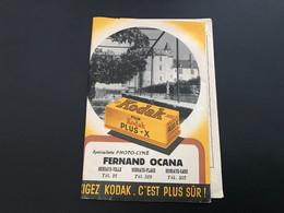 Pochette Photographie KODAK - FERNAND OCANA HENDAYE PLAGE - Materiale & Accessori