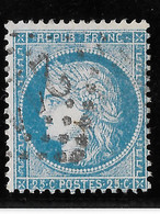 TIMBRE N°60 (1)50 G1, - 1871-1875 Ceres