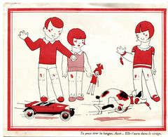 Publicité  Pour Les Jouets Citroen  4 Pages - Advertising