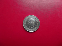 5 Pesos Mexique Argent 1953 - Mexiko