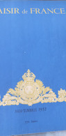 PLAISIR 52/COMTE PARIS/VERRE GLACES LUSTRES/TURQUIE NIMET BOROVALI GAXOTTE ANKARA/MICHEL VITOLD - Unclassified
