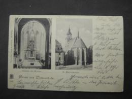 K6 Weissenfels Marienkirche 1903 - Non Classificati