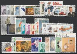 Belgie    .  OBP  .     Pagina Met Zegels      .   **   .     Postfris      .    /   .   Neuf SANS Charnière - Unused Stamps