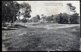 FONTAINEBLEAU - SEINE ET MARNE - LE JEU DE GOLF DE FONTAINEBLEAU - LE T DU CINQ ET CHALET DU GOLF - Fontainebleau