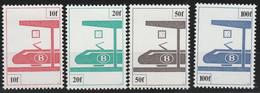Belgie    .  OBP  .     TR 455/458     .   **   .     Postfris      .    /   .   Neuf SANS Charnière - 1952-....