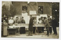 CHAMONIX CARTE PHOTO MAISON JACQUES BALMAT + COSTUME FETE 1923 SUPERBE - Chamonix-Mont-Blanc