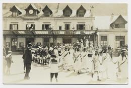 CHAMONIX CARTE PHOTO ADOLPHE COUTTET VOGUE 1923 - Chamonix-Mont-Blanc