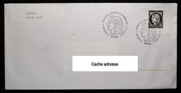 75 - Paris - Cérès Emission Spéciale  1849-2019 - Bolli Commemorativi
