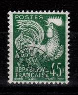 Preoblitere YV 117 N* Cote 15 Euros - 1953-1960