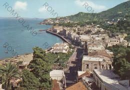 CARTOLINA  ISCHIA,GOLFO DI NAPOLI,CAMPANIA,CASAMICCIOLA-TERME,PANORAMA,CULTURA,STORIA,RELIGIONE,VIAGGIATA 1971 - Napoli (Napels)
