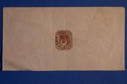 S25 EMPIRE OTTOMAN BELLE LETTRE  1891 VOYAGEE TURQUIE  +AFFRANCHISSEMENT INTERESSANT - Brieven En Documenten