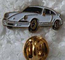 Pin's - Automobiles - Porsche - PORSCHE CARRERA  - Signé CEC ID Premier - - Porsche