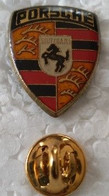 Pin's - Automobiles - Porsche - Logo PORSCHE - - Porsche