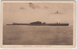 """CHERBOURG LE SOUS MARIN """"REDOUTABLE"""" TBE - Submarines"""
