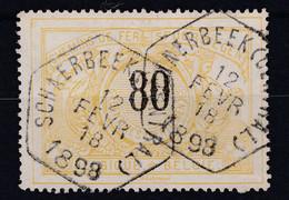 TR SCHAERBEEK CENTRAL - 1895-1913