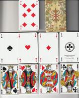 JEU  DE CARTES NEUF DE SMIR EDITION  /  BELLE QUALITE  / DOS FONTAINE ET PAON - 32 Cards