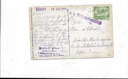 Karte Aus Kufstein 1915 - Cartas