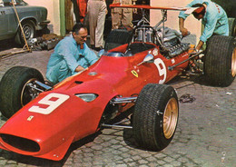 MONZA: GRAND PRIX D'Italie F 1 1968. Ferrari F 1 Chris Amon - Grand Prix / F1