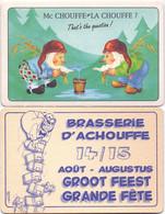 #D245-005 Viltje Achouffe - Portavasos