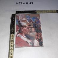 FB8545 GAETA 1989 TIMBRO ANNULLO VISITA PAPA GIOVANNI PAOLO II - 1981-90: Storia Postale