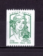 ROULETTE N° 4778 (N° Noir Au Verso)  NEUF** - Coil Stamps