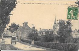 FOUGEROLLES Du PLESSIS - Entrée Du Bourg - Route De Landivy - Other Municipalities
