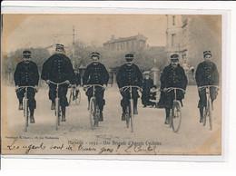 MARSEILLE : Une Brigade D'agents Cyclistes - Très Bon état - Unclassified