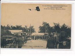 TROUVILLE : Meeting D'Aviation De La Baie De Seine, Entrée De La Pelouse, Morane Sur Blériot - Très Bon état - Trouville