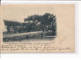 ILE D'OLERON : Saint-Trojan-les-Bains : Canot De Sauvetage Et Son Abri - état - Ile D'Oléron