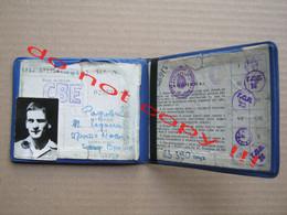 FNRJ Yugoslavia - Old Seasons Ticket - Europe